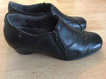 Haljinaz nemacke - Srbija: Zenske kozne cipele, udobne, nove, samo probane. Jako mekana i