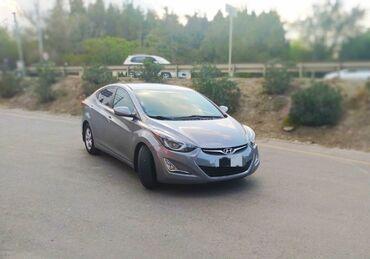 Avtomobillər - Azərbaycan: Hyundai Elantra 1.8 l. 2014 | 110000 km
