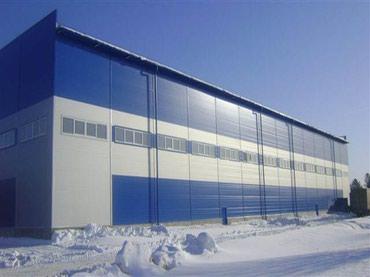 Строим быстровозводимые здания из в Бишкек