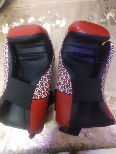Перчатки для тхэквондо итф