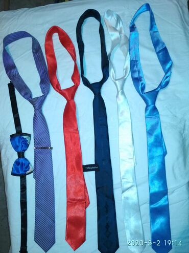 Другие аксессуары в Кыргызстан: Мужские галстуки, очень элегантные и красивые. Галстуки в отличном