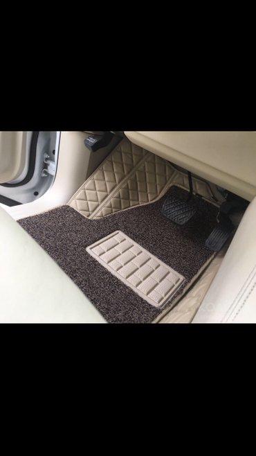 Автомобильные 3d коврики из эко-кожи в в Бишкек