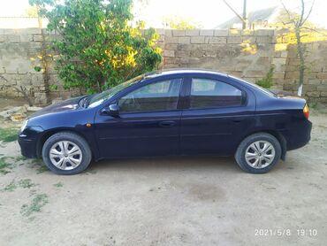 Chrysler Neon 2 l. 1999 | 233 km