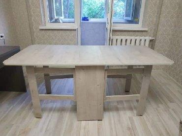 """стол трансформер чёрного цвета в Кыргызстан: """"""""""""Стол Книжка Трансформер """""""""""""""