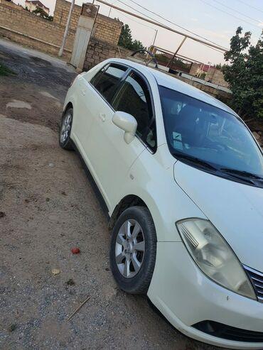 Nissan Azərbaycanda: Nissan Tiida 1.6 l. 2006