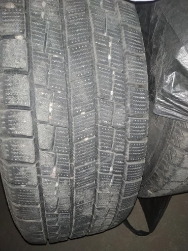 Продаю шины с черными дисками размер в Кант