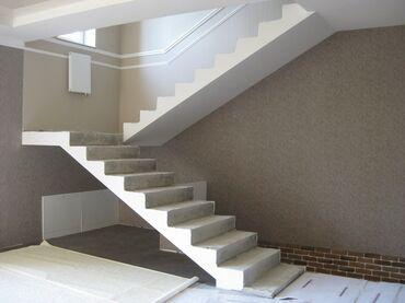 Услуги - Джал мкр (в т.ч. Верхний, Нижний, Средний): Лестницы | Изготовление