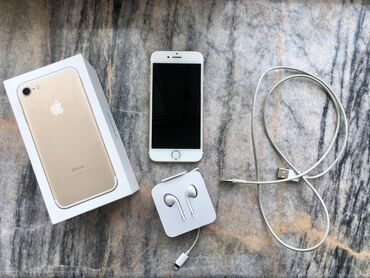 золотой лошадь пластырь цена в Кыргызстан: Б/У iPhone 7 128 ГБ Золотой