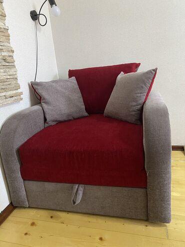 geoby трансформер в Кыргызстан: Кресло-кровать.Отличное решение для небольших комнат и квартир.Легко
