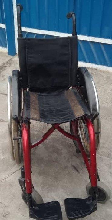 липотрим как отличить подделку в Кыргызстан: Инвалидная коляска б/у, производство Германия. Состояние отличное