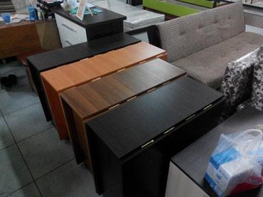 Новые столы книжки, размер 1.7м длинна и в Бишкек