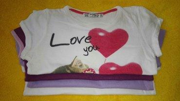 Majice za male devojčice - Barajevo