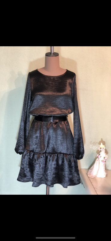 вечерне коктейльное платье в Кыргызстан: Ликвидация!!! Новые коктейльные платья черного и темно -синего цвет