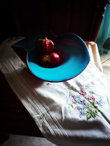 Small rectangular floral tablecloth suitable for coffee table σε Ανατολική Θεσσαλονίκη