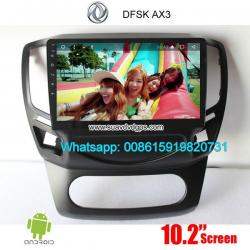 DFSK AX3 Car audio radio update android GPS navigation camera in Kathmandu