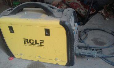 6980 объявлений: Продаю сварочный аппарат Ролф производство Германия 400 ампер с баллон