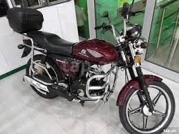 Bakı şəhərində Nama 42 moto