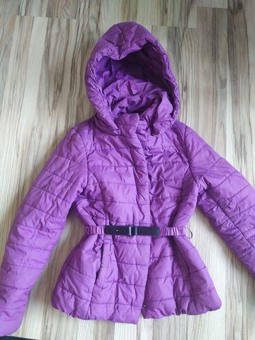 Деми куртка от Sela размер на 8-10 Очень удобная и лёгкая