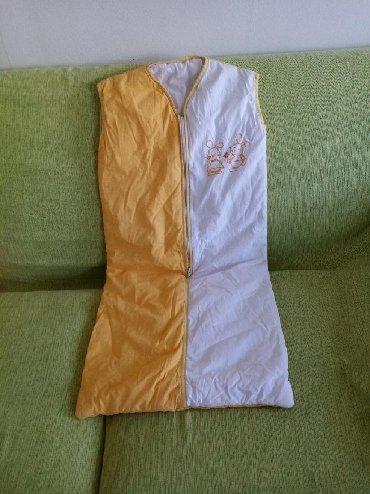 Dzak odece garderoba - Srbija: Dzak za spavanje Dizina je 92cm, a sirina 46. Dzak je opran jednom i k