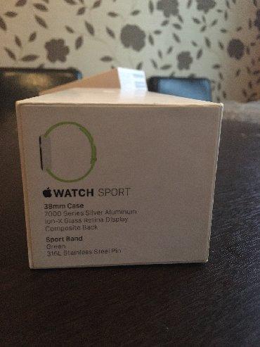 apple 4 s - Azərbaycan: Apple Watch !!! 3cu versiya.Sport.Satilir tecili!!!