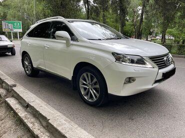 Lexus - Бензин - Бишкек: Lexus RX 3.5 л. 2012 | 170000 км