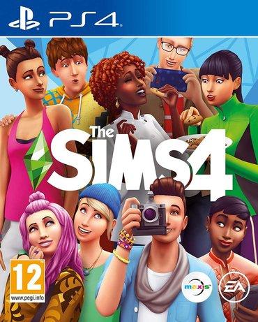 sims 4 - Azərbaycan: Sims 4 ps4