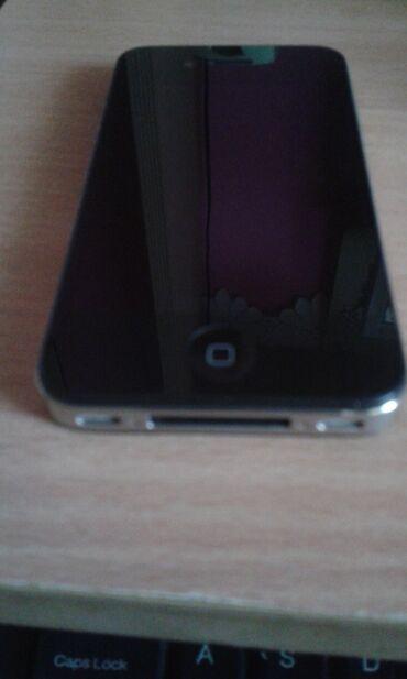 Mobilni telefoni - Ruma: Polovni iPhone 4S Crn
