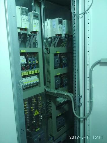 электро монтажная работа в Кыргызстан: Электро монтажные работы замены кабеля розетки . Монтаж Квартиру