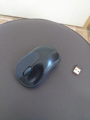 Logitech miš bezicniMiš je ocuvan kao nov,radi bez ikakvih