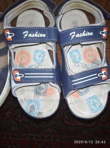 31 34 ölçülü uşaq rolikləri - Azərbaycan: Обувь на мальчика размер 31-34 цена 7 ман