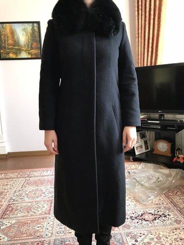 Продаю турецкое пальто! Размер 38. Цена 3000 в Бишкек