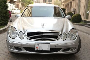 Тонометр механический цена бишкек - Кыргызстан: Mercedes-Benz E 320 3.2 л. 2003 | 260000 км