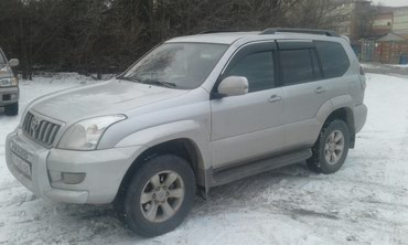 Toyota Land Cruiser Prado 2006 в Бишкек
