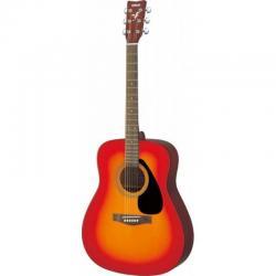 Гитара Yamaha F310 Cherry Sunburst - акустическая гитара. Форма
