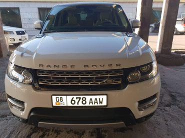 Land Rover Range Rover Sport 2013 в Бишкек