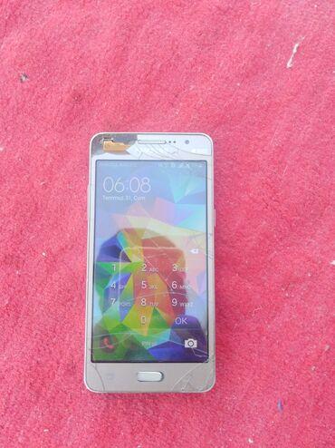 Galaxy grand - Azərbaycan: İşlənmiş Samsung Galaxy Grand Dual Sim 8 GB qızılı