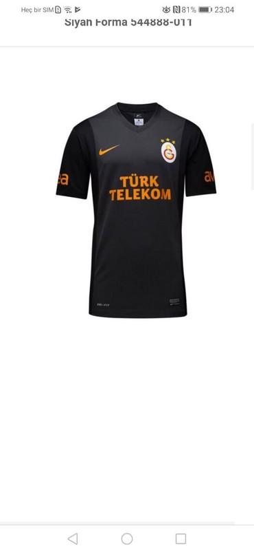 Galatasaray - Azərbaycan: Tam original Türkiyə istehsalı rəsmi ürün Galatasaray forması. M