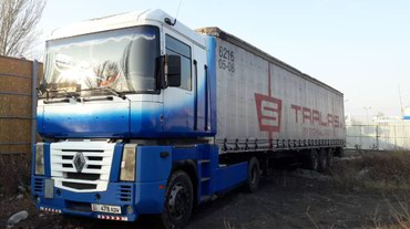 Продаю Рено Магнум 480 MACK мотор 2004г в Бишкек