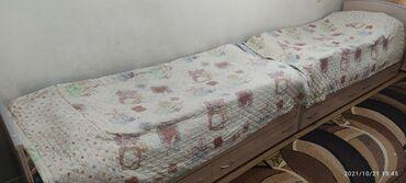 термопрокладки бишкек in Кыргызстан | ГРУЗОВЫЕ ПЕРЕВОЗКИ: Продаю детскую мебель: парту, пенал,шкафчик для вещей и две кровати с