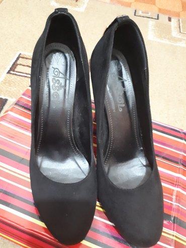 Продаю туфли в хорошем состоянии,замша, размер 40 в Бишкек