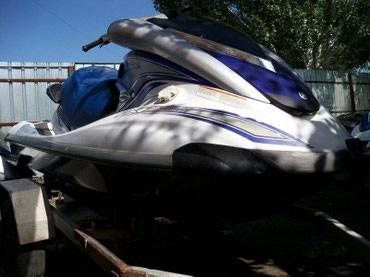Водный скутер (гидроцикл) Yamaha fx Cruiser 140 +телешка в Бишкек