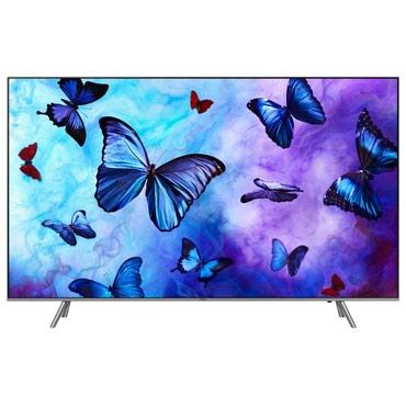 QLED телевизор Samsung 55Q6FN в Бишкек