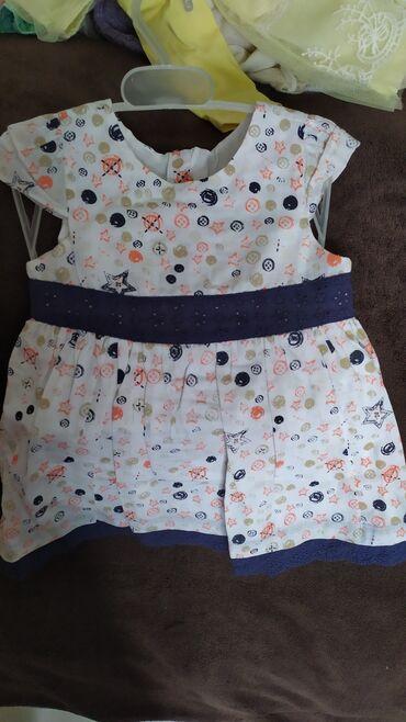 качественные детские вещи в Кыргызстан: Детские платья. От 6- до 1,5 годика. Качественные вещи. некоторые плат