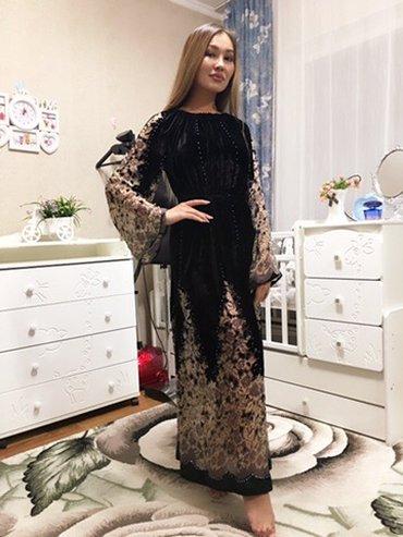 Сдаю на прокат Шикарное платье из в Бишкек