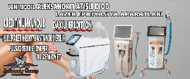 lazer-aparati-satisi - Azərbaycan: Istenilen nov,her cur cesidde size munasib qiymete, serfeli kredit