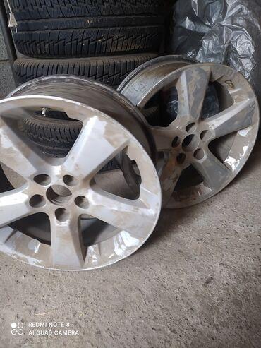 Продаю комплект дисков на Lexus Rx оригиналы