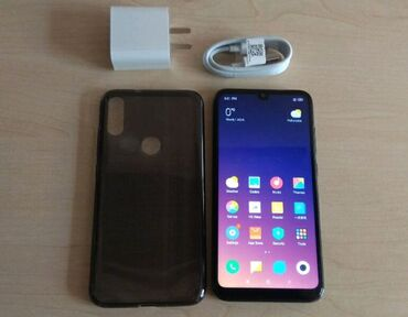 xiaomi mi 10 pro цена в бишкеке в Кыргызстан: Б/у Xiaomi Redmi 8 64 ГБ Черный