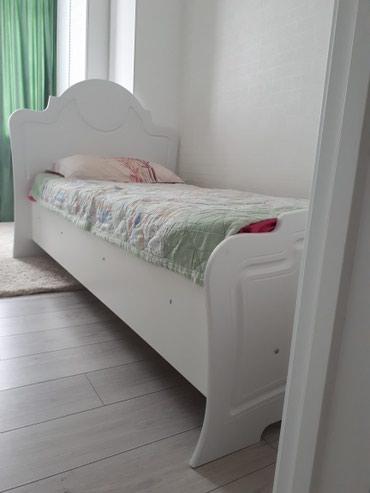 Кровать новая,с матрасом. Размер в Бишкек
