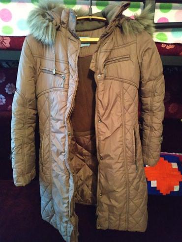 Женская балоненвый куртка размер 44-42 в Бишкек