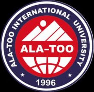 Job opening  faculty of social sciences, ala-too international univers